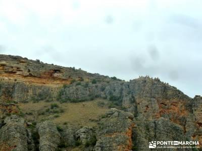 Piragüismo Hoces del Río Duratón,canoas; sierras de albacete senderismo sierra aracena